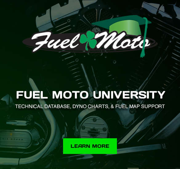 Learn More Fuel Moto University