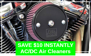 Fuel Moto AC/DC Air Cleaners