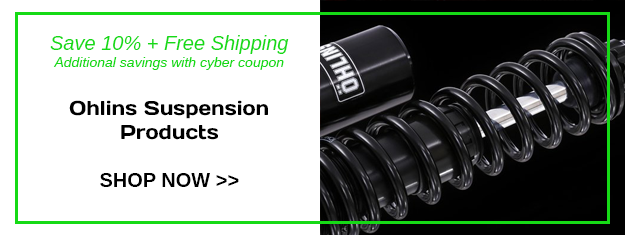 Ohlins Suspension Parts