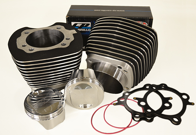 Fuel Moto Extreme Duty Cylinder / Piston Kit