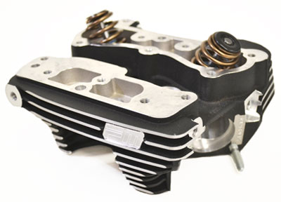 Fuel Moto Outlaw Cylinder Heads