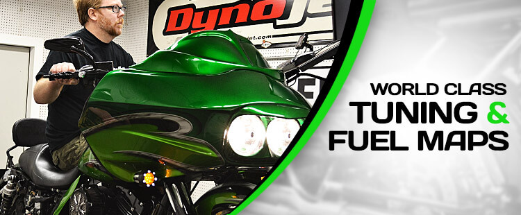 Fuel Moto - Motorcycle EFI Tuning, Exhaust Components
