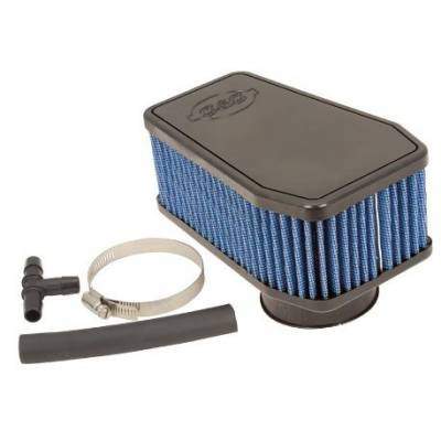S&S Cycle StealthTwo Air Cleaner Kit