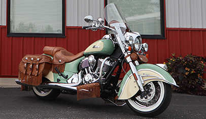 Indian Motorcycle Parts Store
