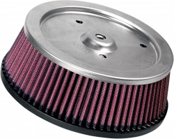 K & N - High-Flow Replacement Air Filter - FILTER AIR TC SCREAM EAG