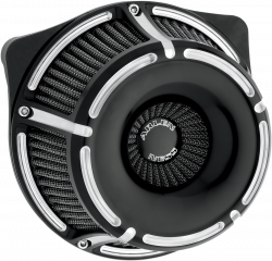 Arlen Ness - Inverted Series Air Cleaner Kits - AIR CLN S-TRCK 8-14FL BLK