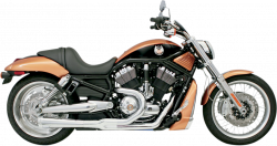 Bassani Xhaust - Road Rage 2 into 1 Systems - EXHAUST RR2-1 02-05VROD