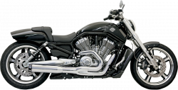Bassani Xhaust - Bassani Xhaust Road Rage II B1 Power Systems - EXHAUST B1 VROD 07-14 CH