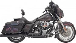 Bassani Xhaust - Bassani Xhaust True-Dual Down Under Headpipes