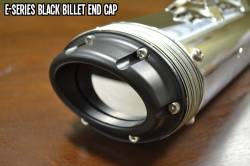 Fuel Moto - Fuel Moto E-Series Black Billet End Cap