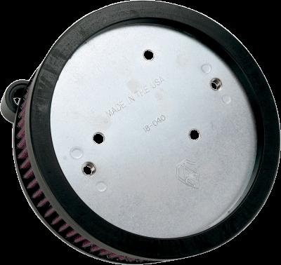 Arlen Ness - Big Sucker Performance Air Filter Kits - BIG SCKR 91-14 XL STK BLK