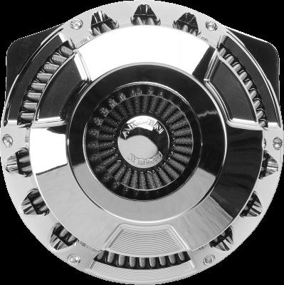 Arlen Ness - Inverted Series Air Cleaner Kits - AIR CLN DP-CUT99-14BT CH