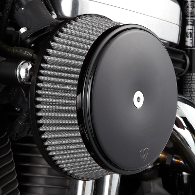 Arlen Ness - Arlen Ness - Big Sucker Performance Air Cleaner Kit with cover