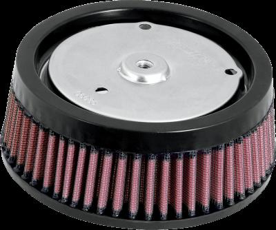 K & N - High-Flow Replacement Air Filter - AIR FILTER FLHT SE