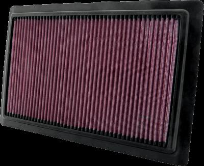 K & N - High-Flow Replacement Air Filter - AIR FILTER BUELL 1125R/CR