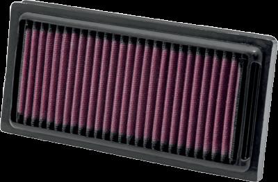 K & N - High-Flow Replacement Air Filter - AIR FILTER XR1200