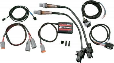 Dynojet - Auto Tune Kit For Power Vision with O2 sensor bungs - Harley J1850 Models