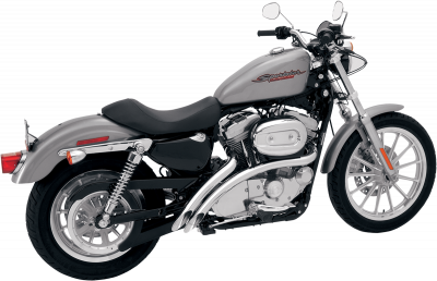 Bassani Xhaust - Radial Sweepers - EXHAUST R-SWEPR 07-13 XL