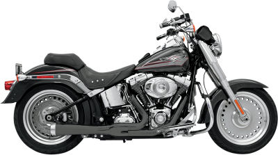 Bassani Xhaust - Road Rage 2 into 1 Systems - EXHST RR2-1 SH 86-11ST BK