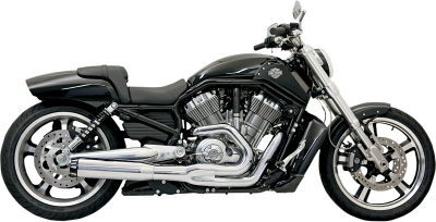 Bassani Xhaust - Road Rage II B1 Power Systems - EXHAUST B1 VROD 07-14 CH