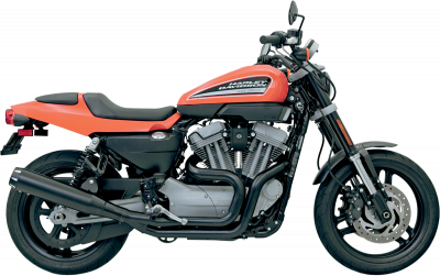 Bassani Xhaust - Bassani Xhaust Road Rage II B1 Power Systems - EXHAUST 2-1 RDRG XR1200