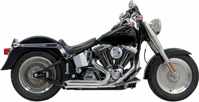 Bassani Xhaust - Pro-Street Systems - EXHST PR-ST TO CH ST86-11