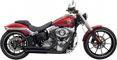 Bassani Xhaust - Pro-Street Systems - EXHAUST P-ST TO BRKOUT BK