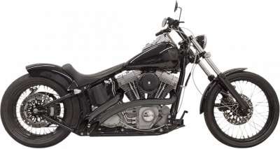 Bassani Xhaust - Radial Sweepers - EXHAUST SWEEPER 86-14 BK