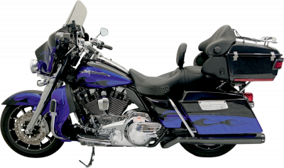 Bassani Xhaust - Road Rage II B1 Power Systems - MUFFLR PSEUD B1 09-14 BL