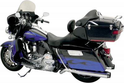 Bassani Xhaust - Road Rage II B1 Power Systems - MUFFLR PSEUD B1 09-14 CH