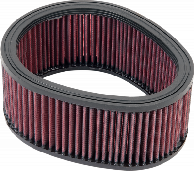 K & N - High-Flow Replacement Air Filter - AIR FIL BUELL XB MODELS