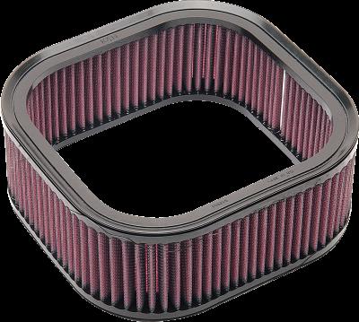 K & N - High-Flow Replacement Air Filter - AIR FIL H.D. V-ROD