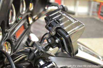 Fuel Moto - Fuel Moto Articulating Black Handlebar Mount