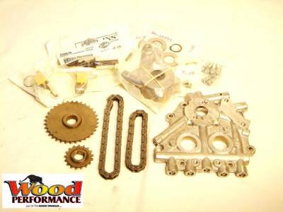 Wood Performance - Wood Performance RCC Conversion Kit with Conversion Camshafts