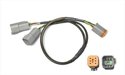 Dynojet - Dynojet - Power Vision Y-Adapter Cable (6-PIN)