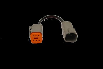 Dynojet - Dynojet - Power Vision 4-6 PIN Adapter