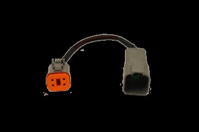 Dynojet - Dynojet - Power Vision 6-4 PIN Adapter
