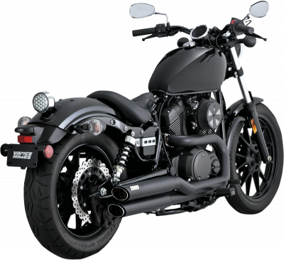 Vance & Hines - Vance & Hines - Twin Slash Staggereds