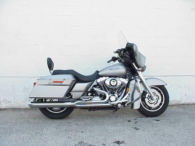 D&D - D&D - Fat Cat 2-into-1 Exhaust 95-08 Back Cut 2-1, Chrome, Louvered Baffle