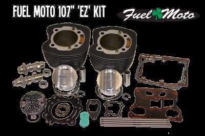 """Fuel Moto - Fuel Moto 107"""" 'EZ' Big Bore Kit"""