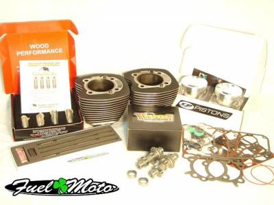"Fuel Moto - Fuel Moto 107"" Complete Big Bore Kit"