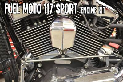 """Fuel Moto - Fuel Moto 117"""" Sport Big Bore Kit"""