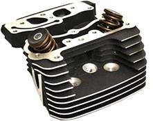 Fuel Moto - CVO CNC Cylinder Head Porting
