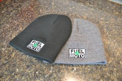 Fuel Moto - Fuel Moto Beanie - Black