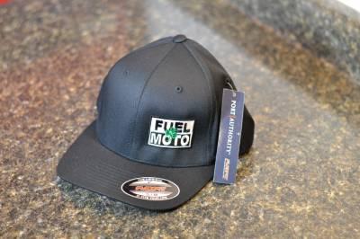 Fuel Moto - Fuel Moto FlexFit Baseball Cap - Size S / M