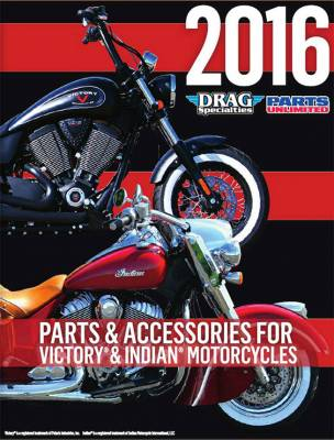 2016 Victory & Indian