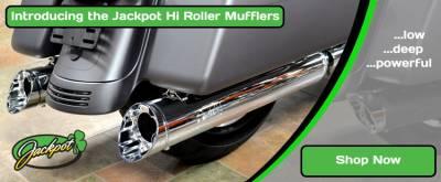 Jackpot Hi Roller Mufflers