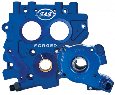 S&S Cycle - S&S Cycle - TC3 Oil Pump & Cam Plate Kit