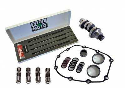 Wood Performance - Wood Performance WM8-408 Chain Drive Camshaft with Pushrods, Lifters & Kit