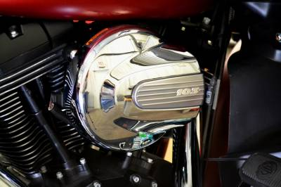 Fuel Moto - Fuel Moto AC/DC Stage 1 Air Cleaner - Rushmore Models